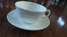WEDGWOOD BONE CHINA COUNTRYWARE CUP & SAUCER ENGLAND REPLACEMENT