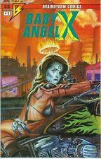 Baby Angel X # 1 (Brainstorm, USA, 1995)