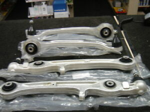 AUDI A6 C6 S6 RS6 4F 2004 ON AVANT QUATTRO FRONT LOWER TRACK CONTROL ARMS