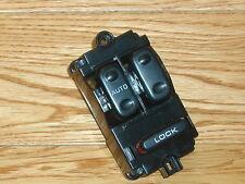 1995 Mazda MX6 Master Window Switch, Power Door Main Control Left Front Drivers