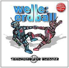 WELLE: ERDBALL - TANZMUSIK FÜR ROBOTER LTD.  CD + DVD NEU