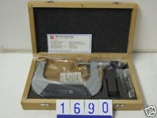 Time Technology Europe 75-100mm Micrometer (1690)