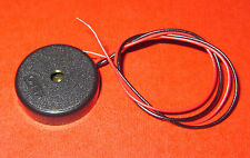 17mm Cased Piezo Disc - Wired - Audio Transducer Drum Trigger Pickup Piezos KEPO