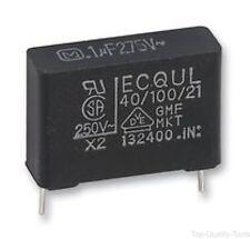 5 X CAPACITOR, CLASS X2, 0.22UF, 275V, Part # ECQU2A224ML