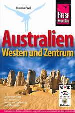 AUSTRALIEN Westen & Zentrum Reiseführer REISE KNOW-HOW 08 Handbuch NEU Perth