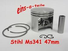 Kolben passend für Stihl MS341 47mm NEU Top Qualität