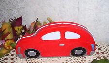 Vintage Volkswagon Hinged Tin Box VW