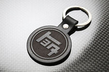 Toyota TEQ Leather Keyring Keychain Schlüsselring Porte-clés AE86 Corolla Celica