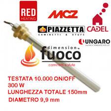CANDELETTA RESISTENZA STUFA UNGARO CS THERMOS RACC.3/8 D.9,9 L.150 -300 W -1005