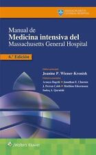Manual de Medicina Intensiva Del Massachusetts General Hospital by Jeanine P....