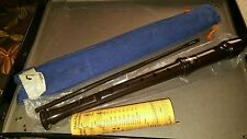 Aulos Recorder (Flutes) 16pcs No303N and No103J with bag and case Made in Japan