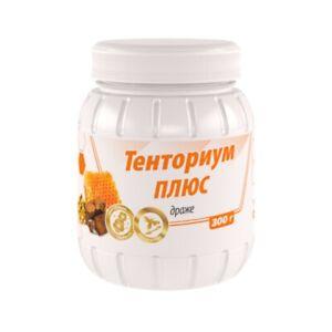 Organic Bee Pollen, propolis, beeswax, natural chewable supplement, Tentorium