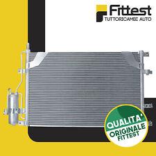 Condensatore Radiatore Aria Condizionata Volvo C70 S60 I S80 V70 II SW 63,5X42