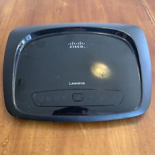 Linksys WRT110 24 Mbps 4-Port 10/100 Wireless G Router Only