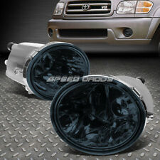 FOR 00-06 TOYOTA TUNDRA/-07 SEQUIOA SMOKED LENS BUMPER DRIVING FOG LIGHT LAMPS