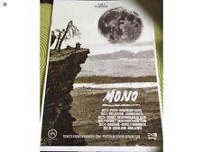 Mono Tour Poster December 40 X 30 Cm