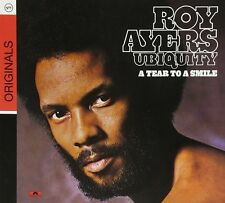 Roy Ayers Ubiquity A Tear To A Smile CD NEW SEALED 2009 Verve Jazz