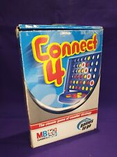 MB Games Connect 4 Games To Go Travel Game Boxed