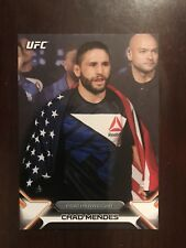 2016 Topps UFC Knockout #51 - Chad Mendes - Featherweight