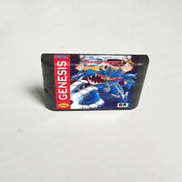Mazin Saga: Mutant Fighter (1993) 16 Bit Sega Genesis Mega Drive System