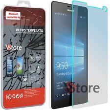 """Pellicola in Vetro per Microsoft Lumia 950 XL Protezione Salva Display 5.7"""""""