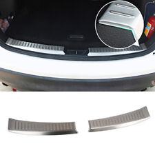For Mazda Cx-5 Cx5 2012- Inner Rear Bumper Protector Cargo Sill Plate Cover Trim