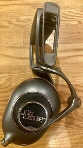 Blue Mo-Fi Headphones Used ***HEADPHONES ONLY** ***NO CABLE**