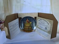 "Knowles ""Melanie"" Gone With The Wind 8 1/2 Inch Collector Plate Nib!"