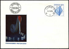 Sweden 1984 Made In Sweden FDC First Day Cover #C38326