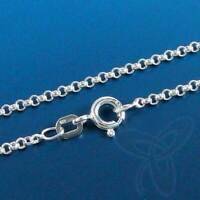 Erbskette Silber Kette 3642, 70 cm lang, 6,3 Gramm 2 mm Breit