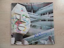 """The Alan Parsons Project Autogramm signed LP-Cover Vinyl """"I Robot"""""""