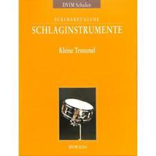 Schlaginstrumente Band 1 - Ein Schulwerk für kleine Trommel 30014