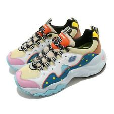 Skechers D Lites 3.0-Planet BT21 Multi-Color Women Casual Shoes 13386-MULT