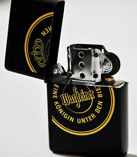 20 x Warsteiner Bier Feuerzeug Sturmfeuerzeug+Benzin Feuerzeug+Geschenkbox Neu