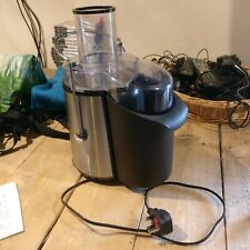 Andrew James Two Speed Stainless Steel Juicer