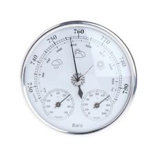 Household Weather Station Barometer Thermometer Hygrometer Wall Hanging Garden
