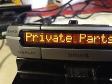 ACTIVATED Xact XTR3 SIRIUS Radio RECEIVER ONLY  87.7 pre FCC strong fm a DEAL