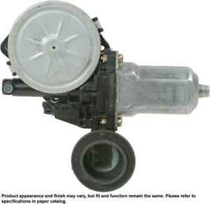 Power Window Motor Cardone 47-10021 Reman