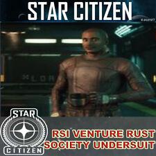 Star Citizen - RSI Rust Society Undersuit (Venture Edition) - *Rare*
