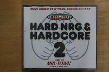 Styles*,  Breeze* &  Hixxy  – Ultimate Hard NRG & Hardcore Vol 2  (C250)