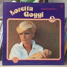 LORETTA GOGGI / Om. - LP  MOLTO RARO !!! (CGD 1981) EX- / EX+