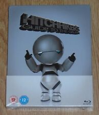 The Hitchhiker's guide to the Galaxy (blu-ray) Steelbook. NEW and SEALED (UK)