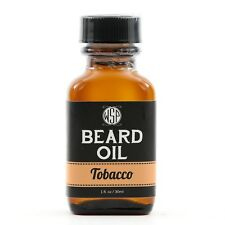 WSP Beard Oil Conditioner (Tobacco) Natural & Hand Crafted in America