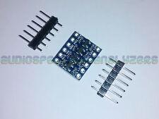 4 Channel Way Bi-Directional Logic Level Shifter Converter Module 5V 3.3V I2C UK