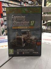 Farming Simulator 17 Official Expansion Big Bud Ita PC DVD ROM NUOVO SIGILLATO