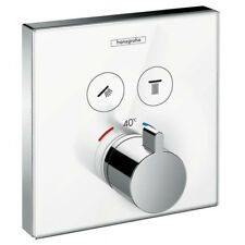 Replacement Mixer Thermostatic Recessed 2 Suplies Hansgrohe 15738400