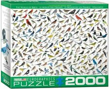 World of Birds 2000 piece jigsaw puzzle 965mm x 685mm (pz)