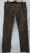 pantalone Burberry uomo cotone elasticizzato taglia 49/50