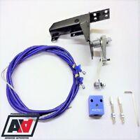 Sytec Weber 40 45 48 DCOE Single Twin Cable Linkage Kit Single Twin Carb Setup