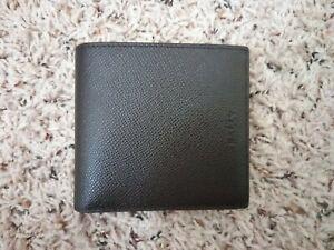 Bally Men's Wallet - Dark Brown - Mint Condition